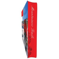 10 ft. Wallbox – 15ft h Trade Show Display Graphic Package