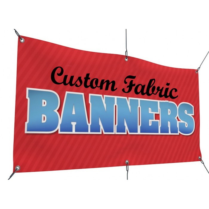 Fabric Banner Printing San Francisco
